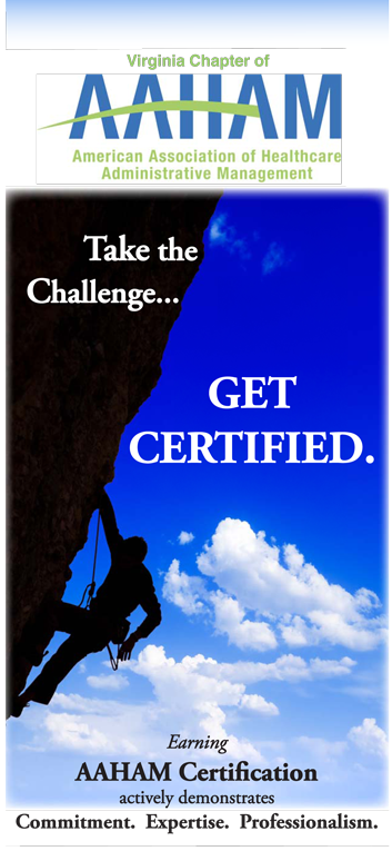 Take the Challenge - Get Certified